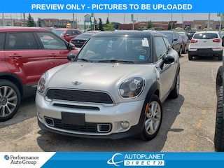 2014 MINI Cooper Paceman S AWD, Navi, Pano Roof, Heated Seats! SUV