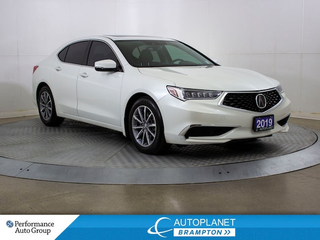 2019 Acura TLX P-AWS, Tech Pkg, Navi, Apple CarPlay, Leather! Sedan