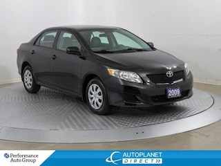 2009 Toyota Corolla CE, Keyless, Ontario Vehicle! Sedan
