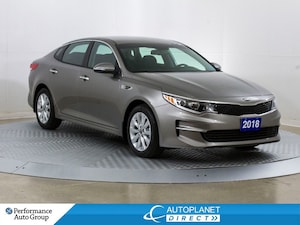 2018 Kia Optima LX+, Back Up Cam, Welcome Lighting Pkg!