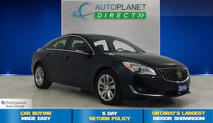 2016 Buick Regal , Back Up Cam, Heated Seats, Bluetooth!