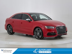 2015 Audi S3 /A3 Quattro, Technik, Navi, Magnetic Ride!
