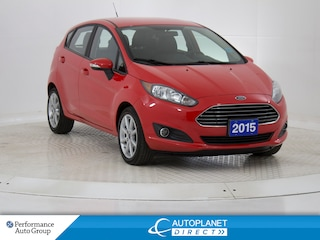 2015 Ford Fiesta SE, Heated Seats, Clean Carproof, Ontario Vehicle! Hatchback