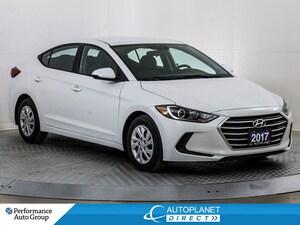 2017 Hyundai Elantra L, Heated Seats, Clean Carfax, Ontario Vehicle!