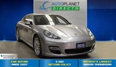 2010 Porsche Panamera Turbo AWD, Navi, Back Up Cam, Sunroof! Hatchback