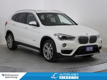 2018 BMW X1 xDrive28i, Essential Premium Pkg, Park Assist! Wagon