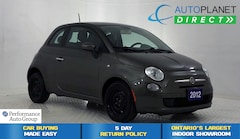 2012 Fiat 500 Pop, Clean Carproof, Keyless Entry! Hatchback