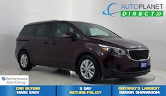 2017 Kia Sedona LX, Back Up Cam, Heated Seats, 8 Passenger! Van Passenger Van