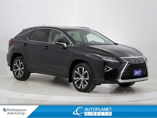 2017 LEXUS RX 350 AWD, Luxury Pkg, Navi, Back Up Cam, Sunroof! SUV