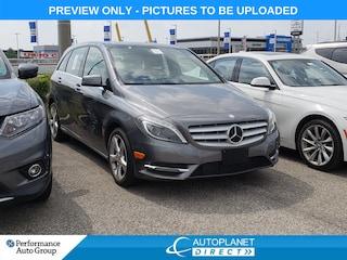 2014 Mercedes-Benz B-Class B250, Pano Roof, Back Up Cam, Bluetooth! Hatchback