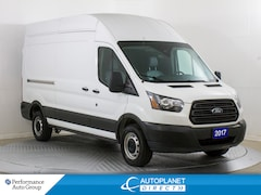 2017 Ford Transit High Roof Cargo, Back Up Cam! Minivan