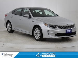 2018 Kia Optima EX Tech, Navi, Pano Roof, Apple CarPlay!
