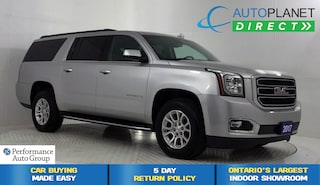 2017 GMC Yukon XL SLT 4X4, 8 Passenger, Navi, Entertainment System! SUV