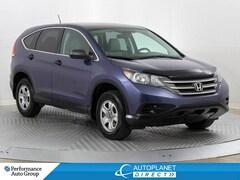 2014 Honda CR-V LX AWD, Back Up Cam, Heated Seats, Clean Carfax! SUV