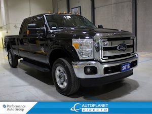 2016 Ford F-250 XLT 4x4, Remote Start, Bluetooth!