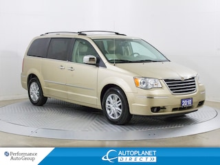 2010 Chrysler Town & Country Limited, 7 Passenger, Navi, DVD, Back Up Cam! Minivan
