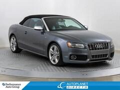 2012 Audi S5 3.0 Quattro, Convertible, Premium, Navi! Cabriolet