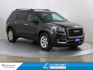 2015 GMC Acadia SLE AWD, Back Up Cam, 7 Passsenger, Bluetooth! SUV