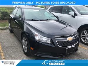 2014 Chevrolet Cruze 1LT, OnStar, Bluetooth, Ontario Vehicle!
