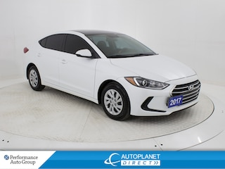 2017 Hyundai Elantra L, Navi, Back Up Cam, Heated Seats! Sedan