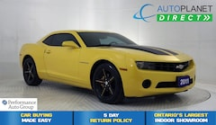 2011 Chevrolet Camaro 1LS, Bluetooth, Clean Carproof! Coupe