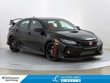 2018 Honda Civic Type R, Navi, WirelessCharging, Carbon FiberSkirt! Hatchback