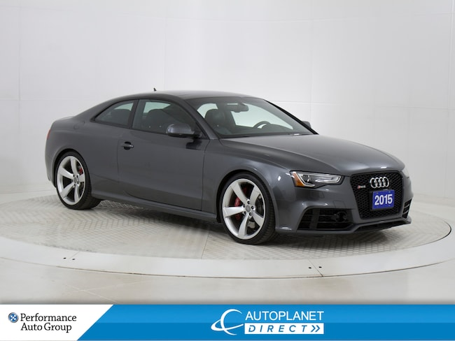 2015 Audi RS 5 Quattro, Navi, Pano Roof, Back Up Cam, Bluetooth! Coupe