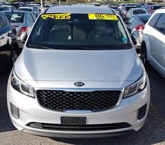 2018 Kia Sedona LX+, 8 Passenger, Back Up Cam, Heated Seats! Van Passenger Van