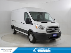 2016 Ford Transit , Back Up Cam, Brake Assist, Ontario Vehicle! Minivan