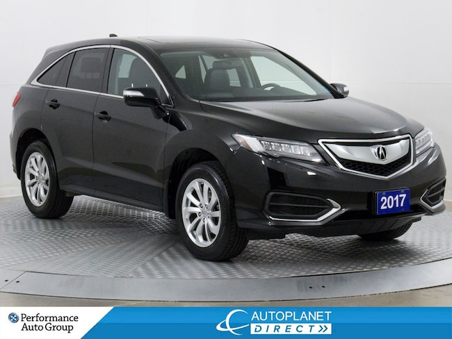2017 Acura RDX AWD, Tech Pkg, Navi, Sunroof, Heated Seats! SUV