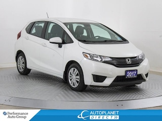 2017 Honda Fit LX, Back Up Cam, Heated Seats, New Tires! Hatchback