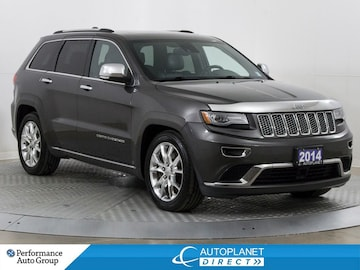 2014 Jeep Grand Cherokee Summit 4x4, Trailer Tow Group, New Tires! SUV