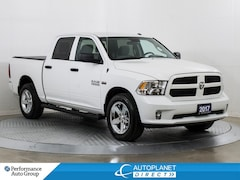 2017 Ram 1500 Back Up Cam, U-Connect, Bluetooth! Truck Crew Cab