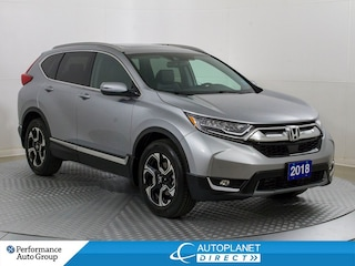 2018 Honda CR-V AWD, Touring, Navi, Come In For a Test Drive! SUV