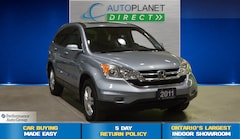 2011 Honda CR-V EX-L 4x4, Heated Seats, Sunroof! SUV