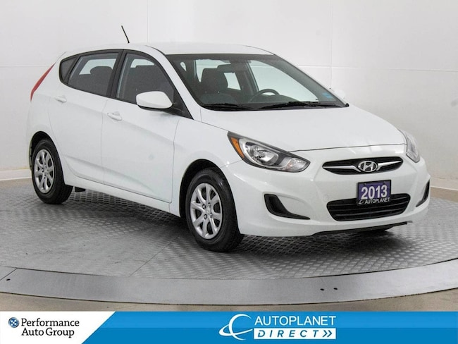 2013 Hyundai Accent GL, Traction Control, Ontario Vehicle! Hatchback