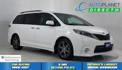 2017 Toyota Sienna SE, 8 Passenger, Back Up Cam, Memory Seat! Minivan
