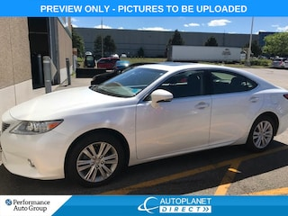 2013 LEXUS ES 350 Navi, Sunroof, Back Up Cam, Memory Seat! Sedan