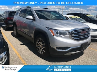 2018 GMC Acadia SLE-2 AWD, Back Up Cam, Remote Start, Bluetooth! SUV