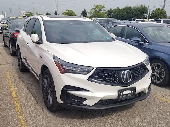 2019 Acura RDX AWD, A-Spec Pkg, Turbo, Back Up Cam! SUV