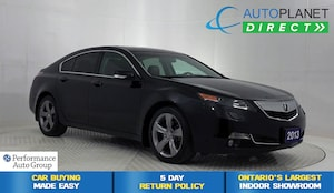 2013 Acura TL AWD, Technology Pkg, Navi, Moon Roof!