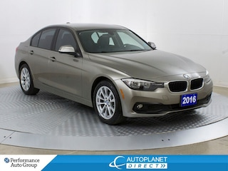 2016 BMW 320I xDrive, Navi, Back Up Cam, Heated Seats! Sedan