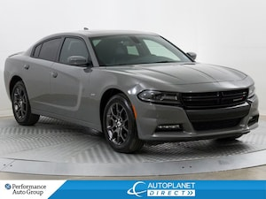 2018 Dodge Charger GT+ AWD, Customer Pref. Pkg, Sunroof, Android Auto!
