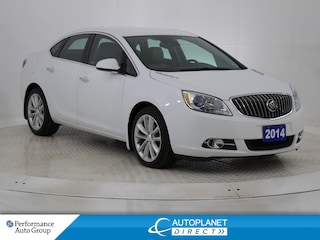 2014 Buick Verano , Convenience Pkg, Heated Seats, Bluetooth! Sedan