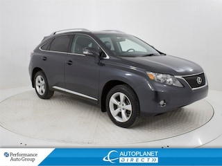 2010 LEXUS RX 350 AWD, Sunroof, Back Up Cam, Heated/Cooled Seats! SUV