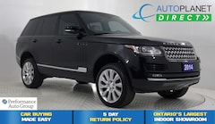 2014 Land Rover Range Rover 5.0L V8 Supercharged 4x4, Navi, Sunroof! SUV