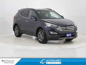 2013 Hyundai Santa Fe Sport AWD, Heated Front/Rear Seats, Parking Sensors!