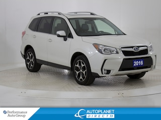 2016 Subaru Forester XT Touring AWD, Navi, Moon Roof, Back Up Cam! SUV