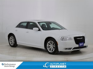 2017 Chrysler 300 Touring Limited, Apple CarPlay, Google Android!