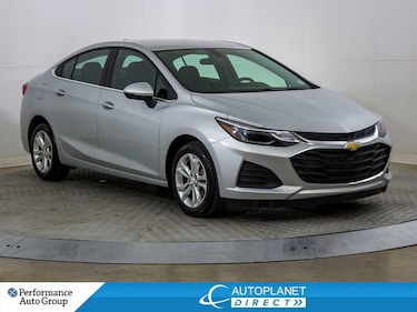 2019 Chevrolet Cruze LT, Back Up Cam, Heated Seats, Chevy MyLink! Sedan
